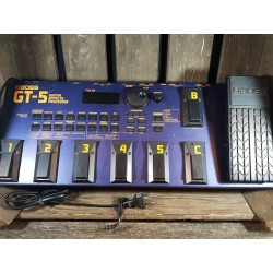 Boss GT-5 Guitar Effect...