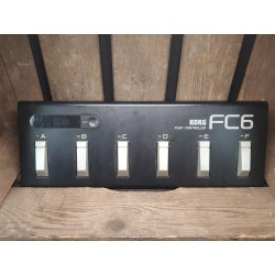 Korg FC6 Foot controller