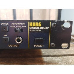 Korg SDD-3000 Digital Delay...