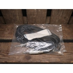 6.35mm 1/4 inch 1x Stereo to 2x mono cable