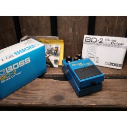 Boss BD-2 Blues Driver...