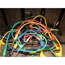 Patch cable (plastic plug,...