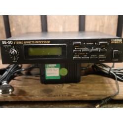 Boss pro SE-50 Stereo...