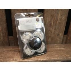 Noizezz earplug ergonomische gehoorbescherming (strong)