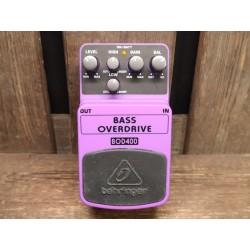 Behringer BOD400 Bass...