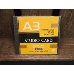 Korg A2 / A3 SPC-02 Studio...
