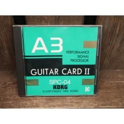 Korg A2 / A3 SPC-04 Guitar...