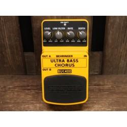 Behringer BUC400 Ultra Bass...