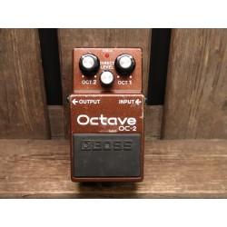 Boss OC-2 Octave (s/n KP40526)