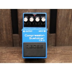 Boss CS-3 Compressor...