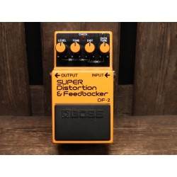 Boss DF-2 Super Distortion...