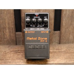 Boss MT-2 Metal Zone (s/n...