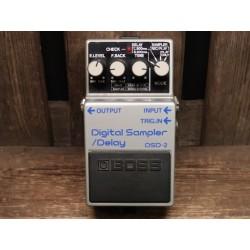 Boss DSD-2 Digital Sampler...
