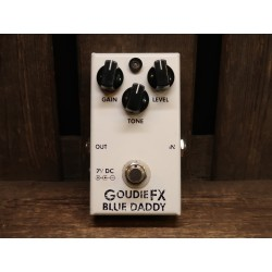 GoudieFX Blue Daddy Overdrive