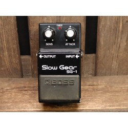 Boss SG-1 Slow Gear (s/n...