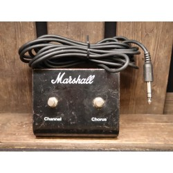 Marshall footswitch channel...
