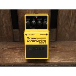 Boss ODB-3 Bass Overdrive...