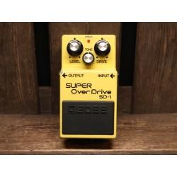 Boss SD-1 SUPER Overdrive...