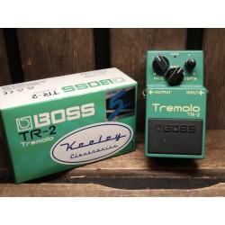 Boss TR-2 Tremolo Keeley Mod