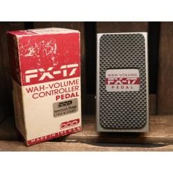 DOD FX-17 Wah Volume pedal...