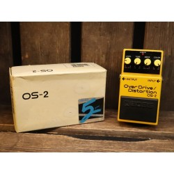 Boss OS-2 OverDrive /...