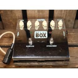 Marble Blues Box tube pedal...