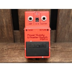 Boss PSM-5 Power Supply & Master Switch (s/n 930801 made in Japan)