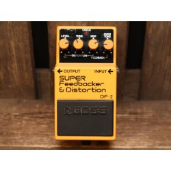 Boss DF-2 Super Feedbacker...