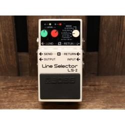 Boss LS-2 Line Selector...
