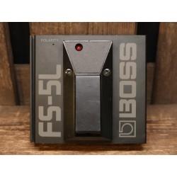 Boss FS-5L Footswitch (latching) (s/n DB37348)