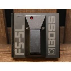 Boss FS-5L Footswitch (latching) (s/n DB37222)