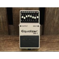 Boss GE-7 Equalizer (vintage)