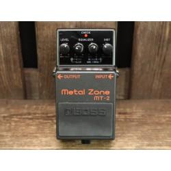 Boss MT-2 Metal Zone (s/n...