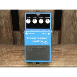 Boss CS-3 Compression...