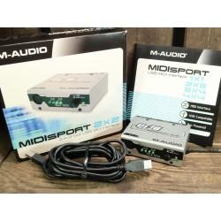 M-Audio MIDIsport 2x2 MIDI...