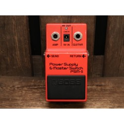 Boss PSM-5 Power Supply &...