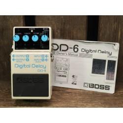 Boss DD-6 Digital Delay...