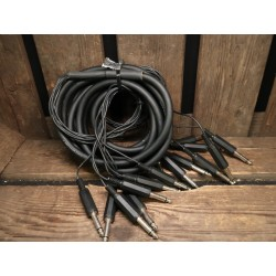 8 jack plug multi cable to...