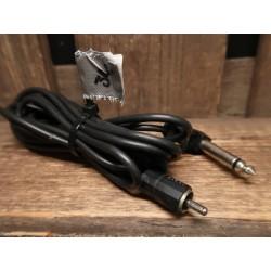 RCA to jack plug 3 meter