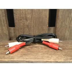 Tulp naar tulp stereo kabel...
