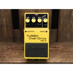 Boss OD-2 TURBO OverDrive...