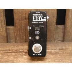 Mooer Micro ABY MKII...