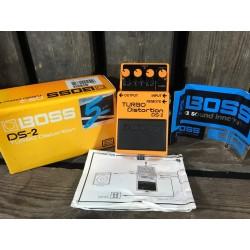 Boss DS-2 Turbo Distortion...