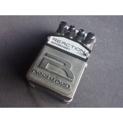 Boss DS-2 Turbo Distortion (silver label, inclusief doosje en handleiding)